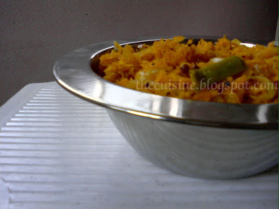 Carrot Kobbari Koora – Carrot Coconut Curry