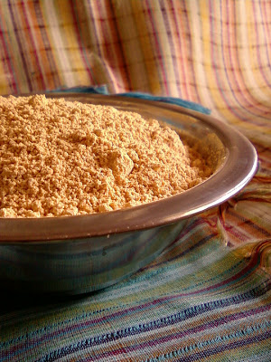 Annamlo Podi ~ Spiced Lentils Powder for Rice