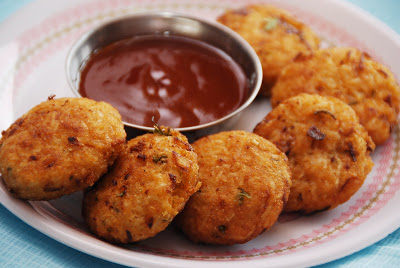 Vermicelli Cutlets