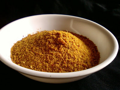 Spicy Sweet Potato Powder