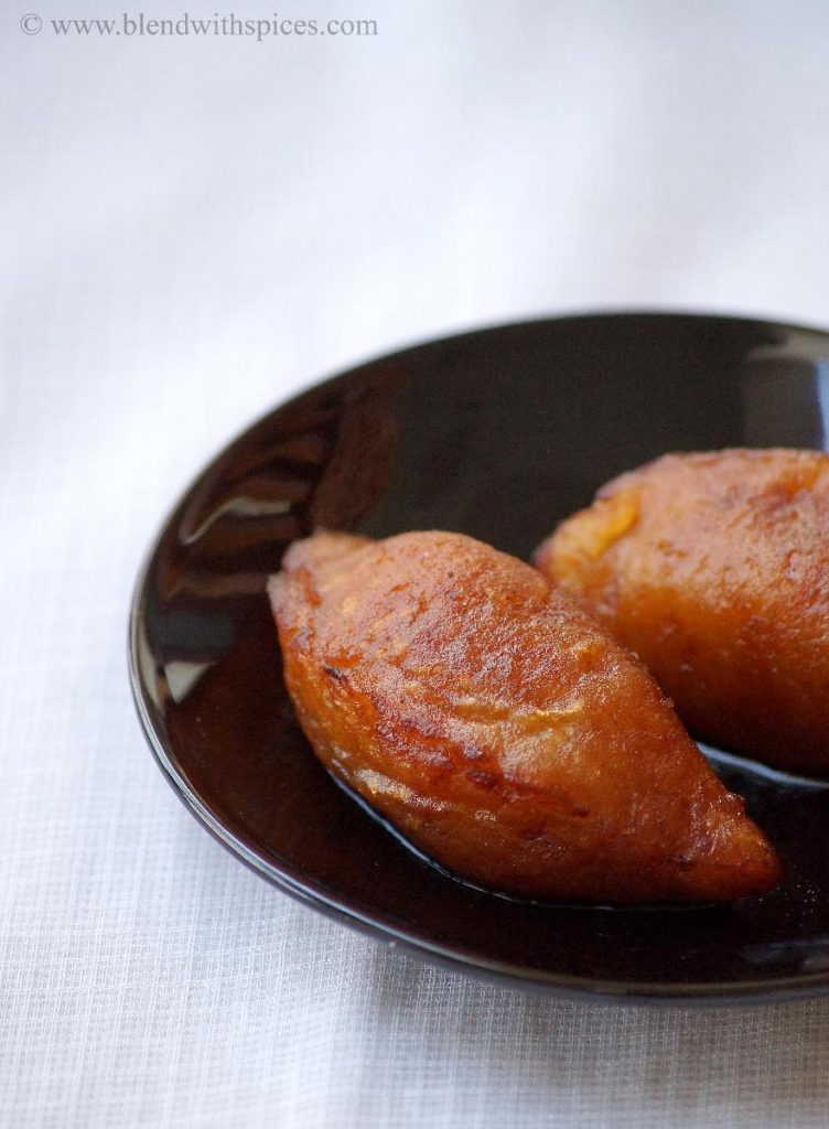 how to make mishti aloo pithe, ranga alur pithe recipe step by step pictures